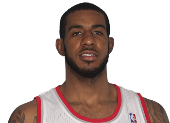 Basketball trainers love Lamarcus Aldridge