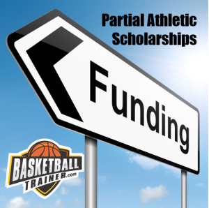 Partial Basketball Scholarships