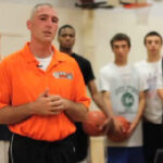 New Haven Basketball Trainer Rich Walton