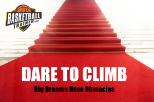 Basketball Dreams Have Obstacles