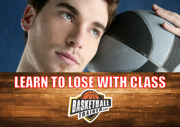 Lose With Class In Basketball