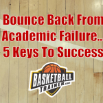 Basketball Academics – 5 Keys To Overcoming Academic Failure