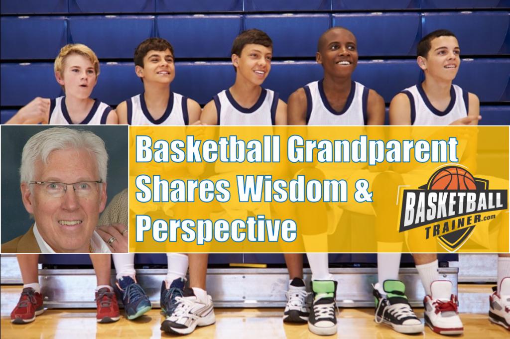 Basketball Grandparent