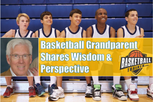 Basketball Grandparent