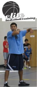 Basketball Speed and Agility Trainer Rich Stoner